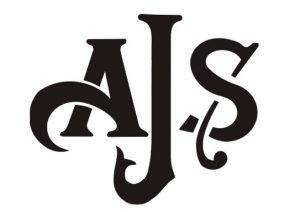 Logo AJS Motorcycle