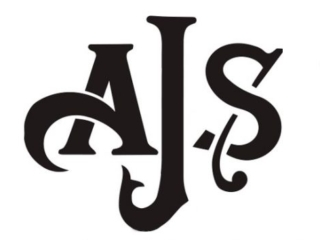 Logo AJS Motorcycle