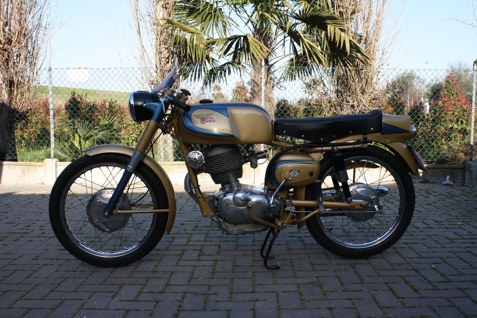Moto Morini: Tresette Sprint del 1958