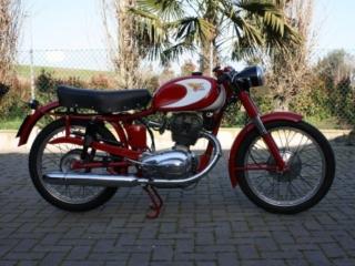 Moto Morini: 175 Super Sport  del 1957