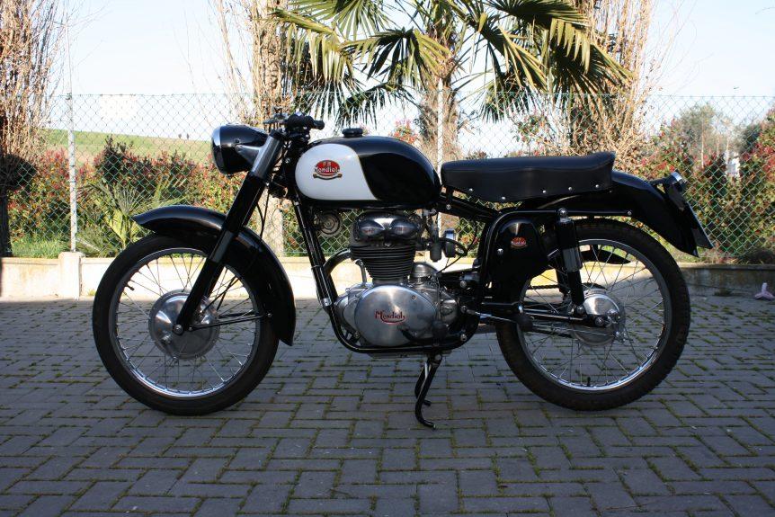 Mondial 200 SP del 1955