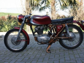 Ducati Elite 200 del 1961