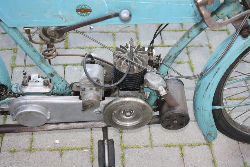 Benelli Motobici del 1921