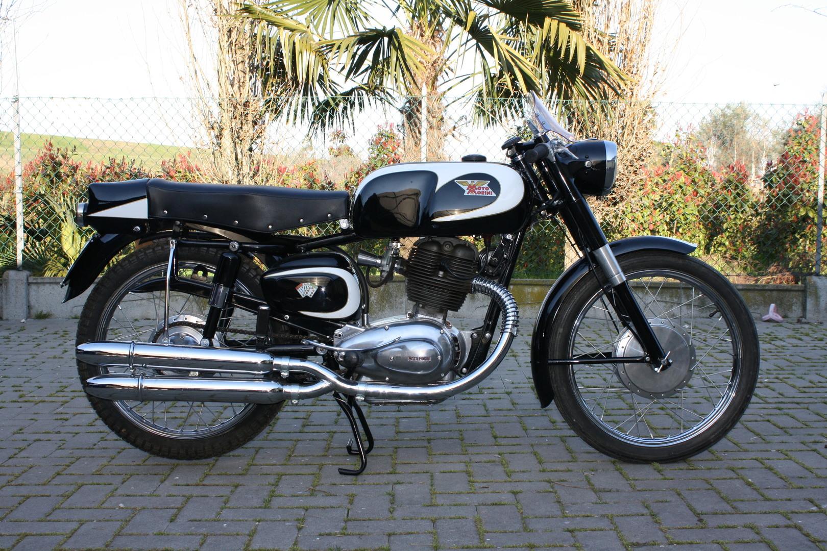 Moto Morini, Tresette Sprint 175 del 1958