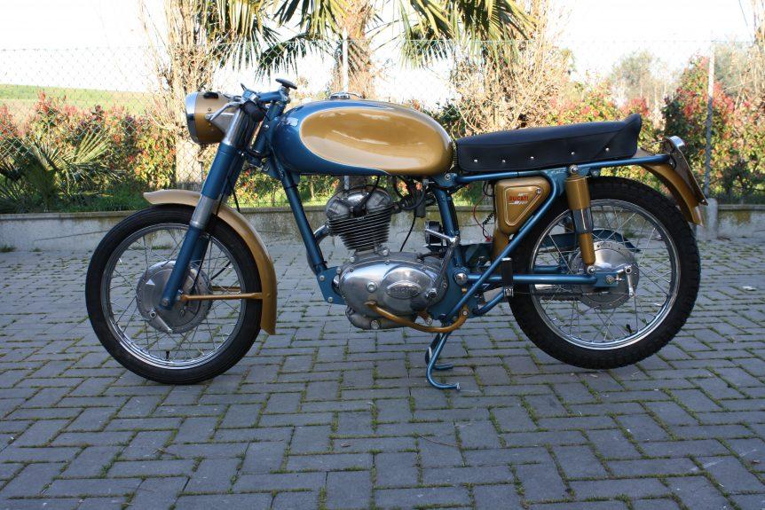Ducati 125 sport del 1959
