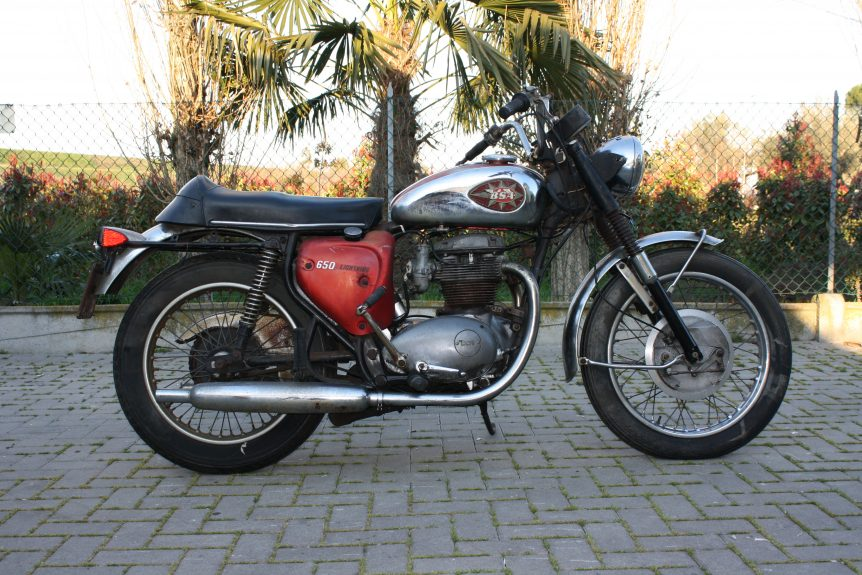 BSA 650 lighting