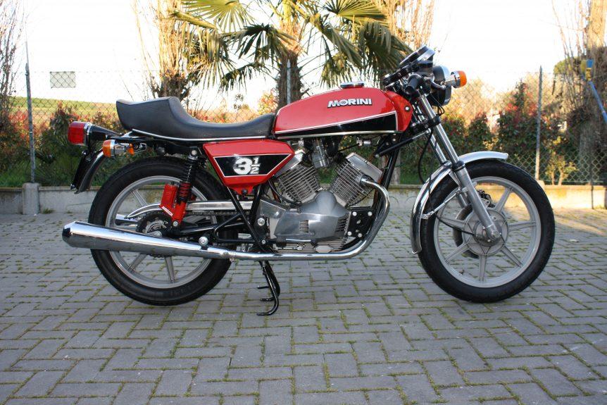 Moto Morini 3½
