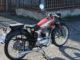 Restauro Moto Morini T 125 a 2 tempi del 1954