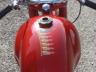 La moto campione del mondo
