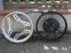 Trasformazione di ruote da alluminio a raggi